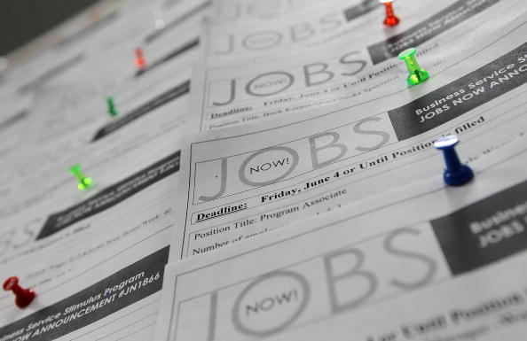 Corporate Business「US Economy Adds Jobs, While Unemployment Rate Rises To 9.9 Percent」:写真・画像(17)[壁紙.com]