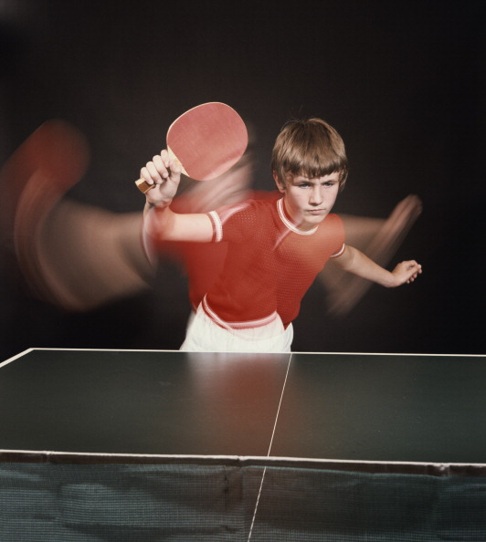 Vitality「Table Tennis Whiz」:写真・画像(9)[壁紙.com]