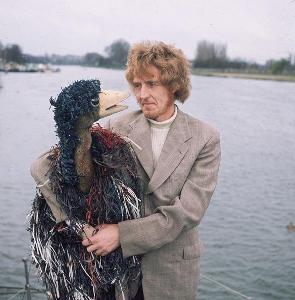Emu「Rod Hull And Emu」:写真・画像(2)[壁紙.com]