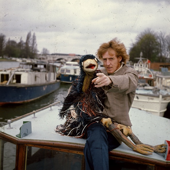 Emu「Rod Hull」:写真・画像(6)[壁紙.com]