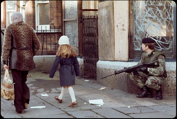 Army Soldier「British In Belfast」:写真・画像(19)[壁紙.com]