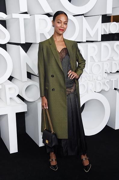 Zoe Saldana「Nordstrom NYC Flagship Opening Party」:写真・画像(6)[壁紙.com]