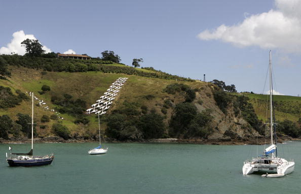 Bay of Water「Sculptures On The Gulf」:写真・画像(0)[壁紙.com]