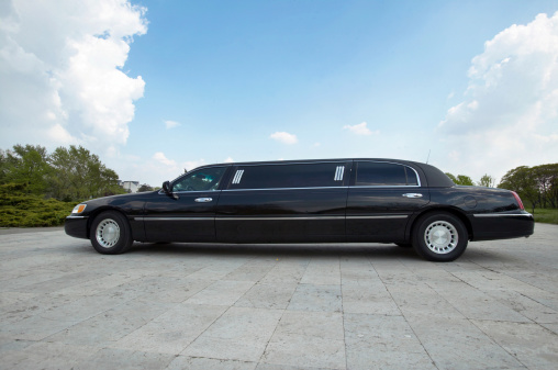 Business Travel「Limo side view」:スマホ壁紙(1)