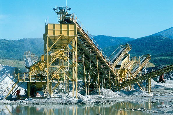 Belt「Large conveyor belt on a quarry.」:写真・画像(18)[壁紙.com]
