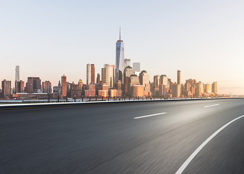 Parking Lot「Highway through Manhattan」:スマホ壁紙(15)