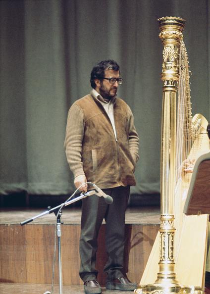 Erich Auerbach「Luciano Berio」:写真・画像(6)[壁紙.com]