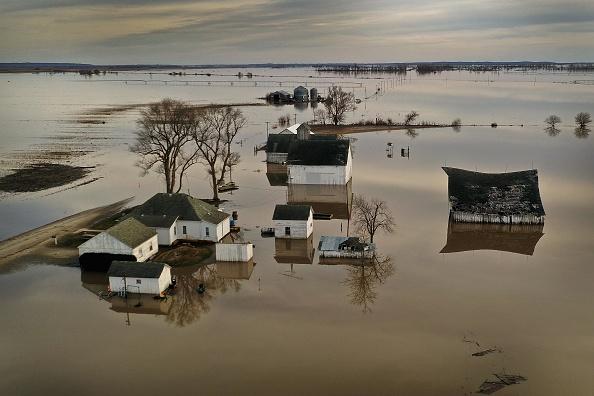 Farm「Flooding Continues To Cause Devastation Across Midwest」:写真・画像(4)[壁紙.com]