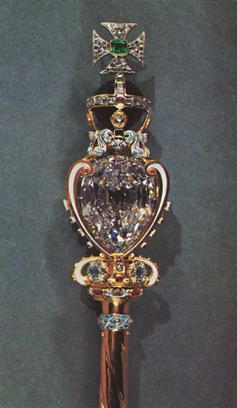 Diamond - Gemstone「The Head Of The Sceptre With The Cross」:写真・画像(6)[壁紙.com]