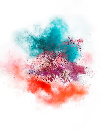 Girly「Colour make up powder」:スマホ壁紙(17)