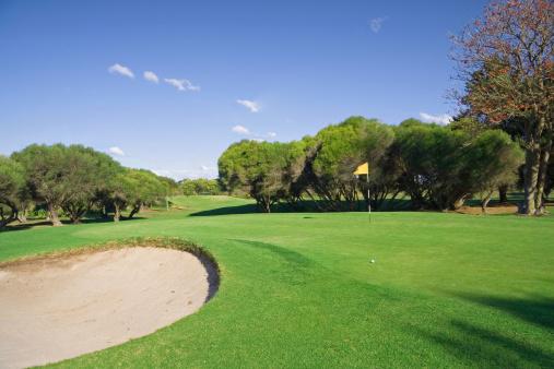 Sand Trap「Beautiful golf course」:スマホ壁紙(3)