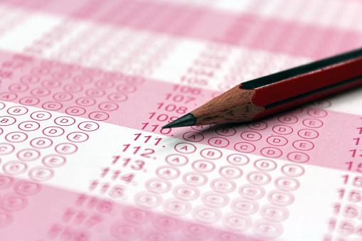 Educational Exam「Pencil on an OMR sheet」:スマホ壁紙(12)