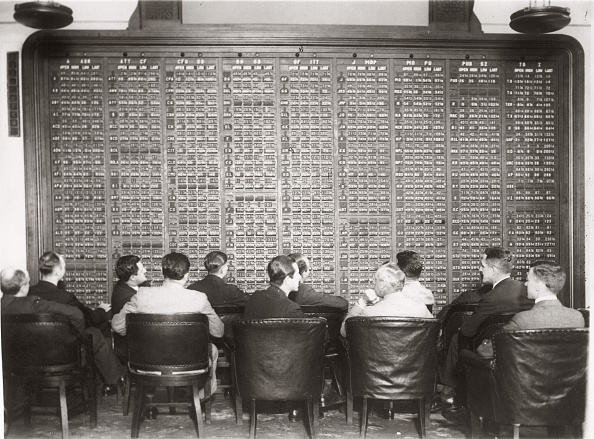 1930-1939「First automatic exchange-rate board」:写真・画像(17)[壁紙.com]