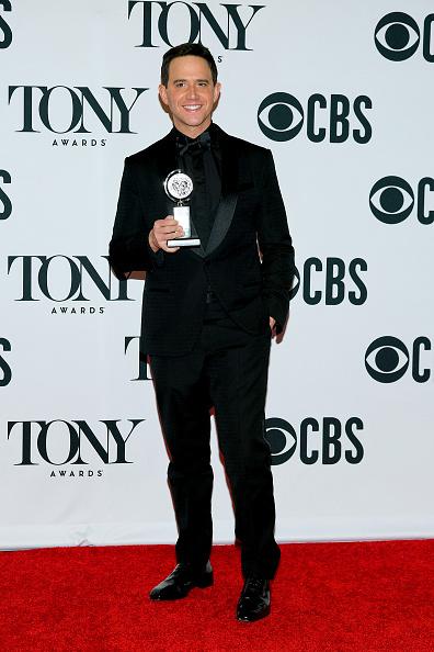 Best Performance Award「73rd Annual Tony Awards - Media Room」:写真・画像(6)[壁紙.com]