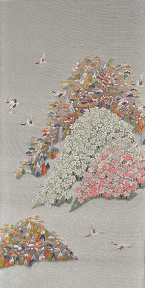 Kimono「The Japanese Kimono, close up」:スマホ壁紙(15)