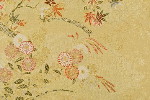 Kimono「The Japanese Kimono, close up」:スマホ壁紙(9)