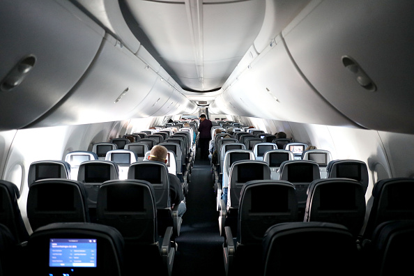 Passenger「Airline Industry Devastated By Coronavirus Pandemic, As Americans Urged To Shelter At Home」:写真・画像(3)[壁紙.com]