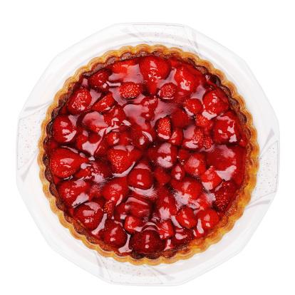Strawberry「Fresh Strawberry Cake」:スマホ壁紙(14)