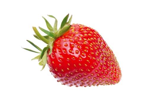 Strawberry「fresh strawberry, close-up」:スマホ壁紙(3)