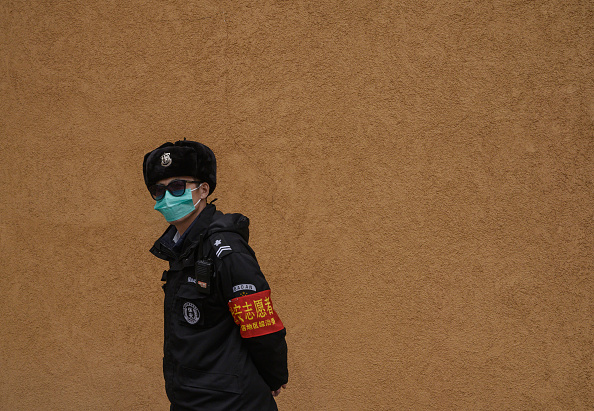 Security「Concern In China As Mystery Virus Spreads」:写真・画像(16)[壁紙.com]