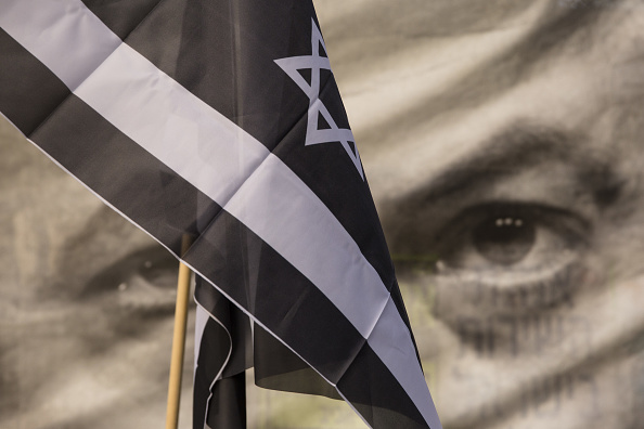 Black Color「'Immunity Law' That Would Shield Netanyahu Inspires Protests」:写真・画像(17)[壁紙.com]
