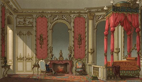 18th Century Style「French Bedroom」:写真・画像(7)[壁紙.com]