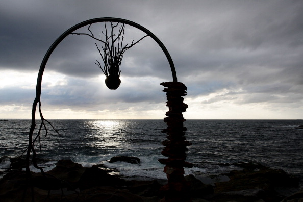 """Lisa Maree Williams「""""Sculpture By The Sea"""" Art Exhibition Launches In Sydney」:写真・画像(7)[壁紙.com]"""