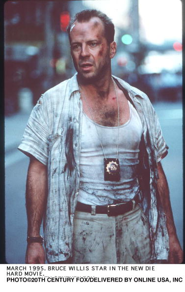 1990-1999「Bruce Willis Stars In The New Die Hardd Movie」:写真・画像(9)[壁紙.com]