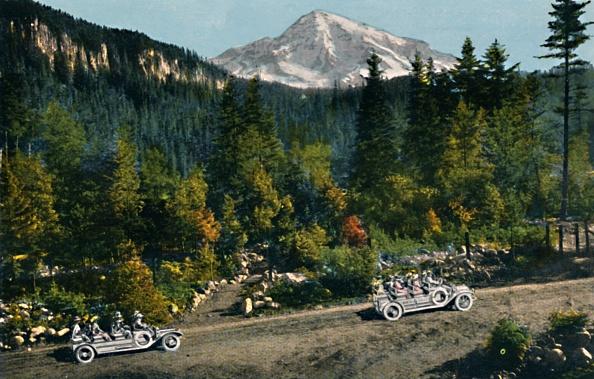Washington Park「Mt Rainier From National Park Inn」:写真・画像(17)[壁紙.com]