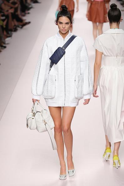 Milan Fashion Week「Fendi - Runway - Milan Fashion Week Spring/Summer 2019」:写真・画像(13)[壁紙.com]