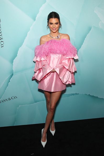 Feather「Tiffany & Co. Flagship Store Launch - Arrivals」:写真・画像(13)[壁紙.com]