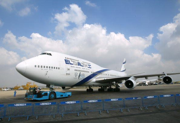 Commercial Airplane「Israel To Sell Stake In El Al National Airline 」:写真・画像(18)[壁紙.com]