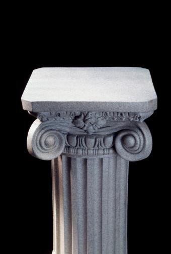 Colonnade「Column on Black」:スマホ壁紙(9)