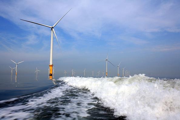 Mode of Transport「Burbo Bank Wind Farm Now Fully Operational」:写真・画像(11)[壁紙.com]