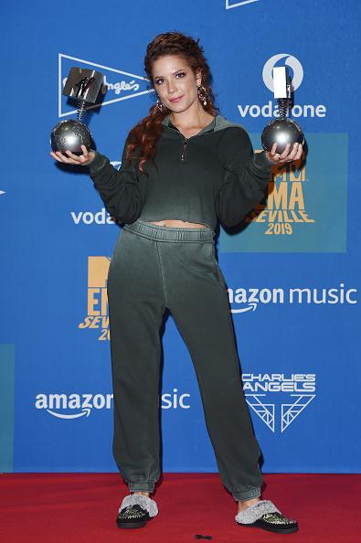 Sports Clothing「MTV EMAs 2019 - Winners Room」:写真・画像(11)[壁紙.com]