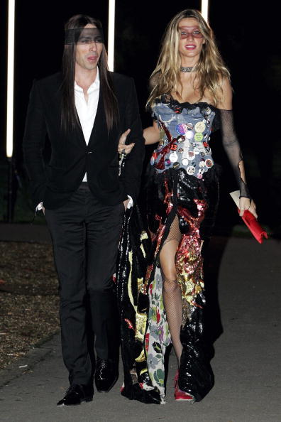 Strapless Dress「Moet and Chandon Fashion Tribute」:写真・画像(3)[壁紙.com]