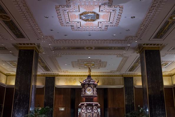 Architecture「Waldorf Astoria Main Lobby」:写真・画像(0)[壁紙.com]