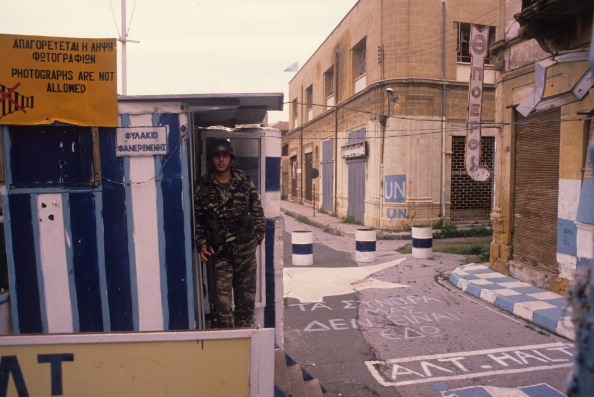 Republic Of Cyprus「Cyprus Soldier」:写真・画像(0)[壁紙.com]