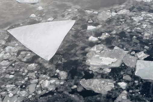 Pack Ice「Ice Floe. Weddell Sea, Antarctic Peninsula, Antarctica.」:スマホ壁紙(5)