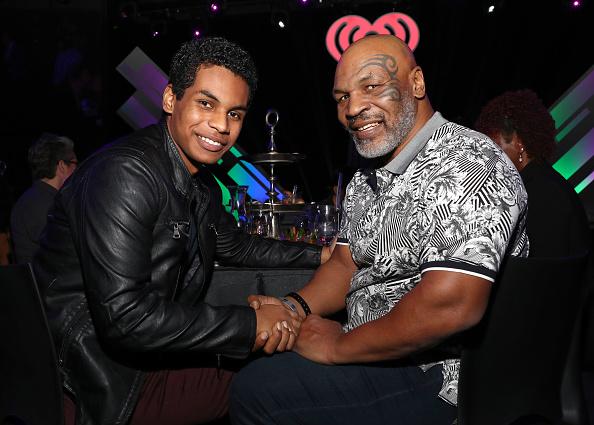 Tyson Fury「2019 iHeartRadio Podcast Awards Presented By Capital One – Show」:写真・画像(18)[壁紙.com]