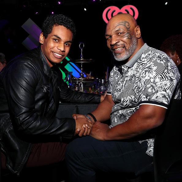 Tyson Fury「2019 iHeartRadio Podcast Awards Presented By Capital One – Show」:写真・画像(19)[壁紙.com]