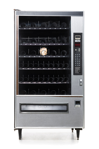 Two Objects「pastry in a vending machine」:スマホ壁紙(1)