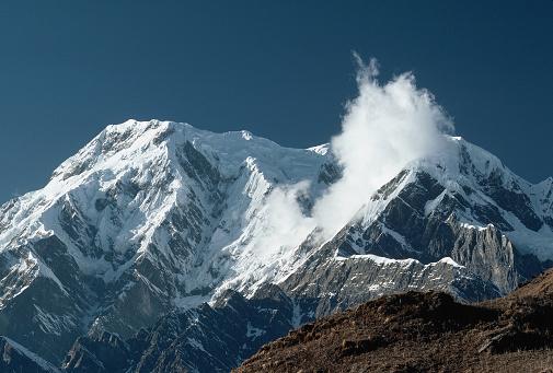 Himalayas「Annapurna South Mountain」:スマホ壁紙(19)
