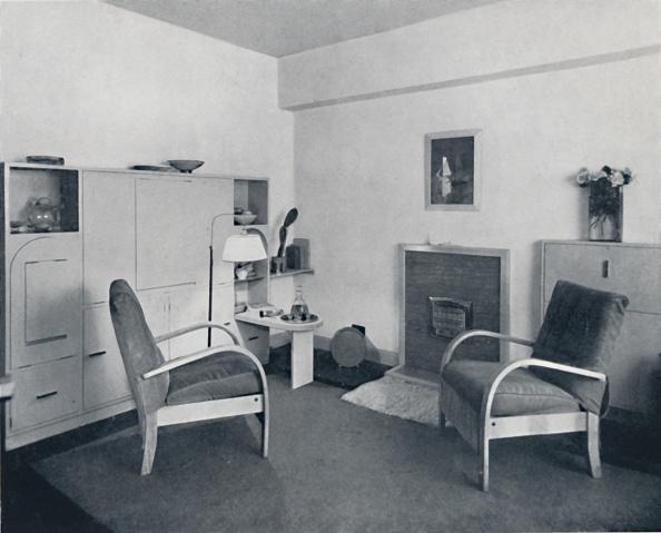 Open Plan「Rowley Gallery Of Decorative Art Ltd - Combined Dining-Living-Room Closed」:写真・画像(15)[壁紙.com]