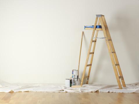 日曜大工「House Painting」:スマホ壁紙(5)