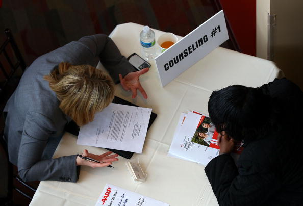 Advice「Job Fair Co Hosted By AARP At Nationals Park」:写真・画像(1)[壁紙.com]