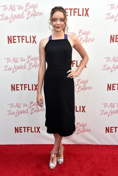"Frazer Harrison「Screening Of Netflix's ""To All The Boys I've Loved Before"" - Arrivals」:写真・画像(3)[壁紙.com]"