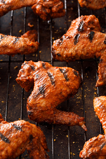 Chicken Wing「Barbecue grilled chicken wings」:スマホ壁紙(18)