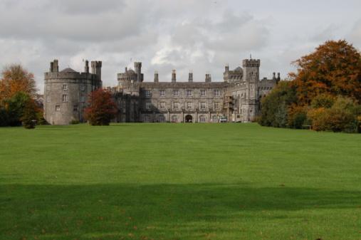 Castle「Kilkenny Castle, Ireland」:スマホ壁紙(13)
