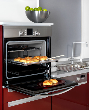 Bakery「Pastries In The Stove (Click for more)」:スマホ壁紙(2)